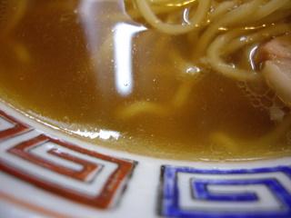 中華そばマツマル マツマルラーメン(スープ)