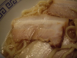 麺や百日紅 極上煮干中華蕎麦(チャーシュー)