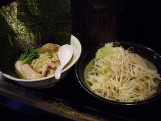 麺昇七辻 七辻特製らー麺+野菜400g