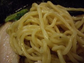 麺昇七辻 七辻特製らー麺(麺)