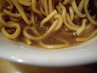 武蔵野油そばめんだ 牡蠣煮干し油そば(たれ)