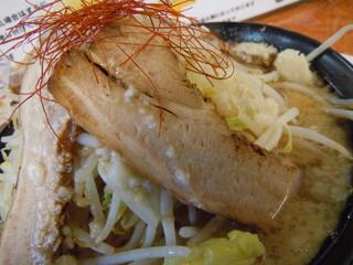 麺賊 夢我夢中 肉増豚基本(豚)