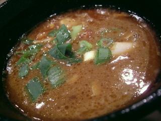 つけ麺 五ノ神製作所 海老つけ麺(つけ汁)