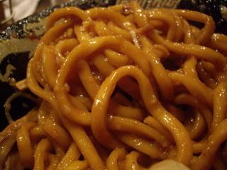 らーめん平太周味庵 爆盛油脂麺(麺)