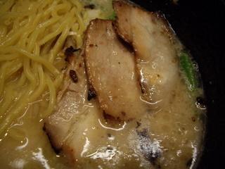 麺屋立葵 豚骨らーめん(チャーシュー)