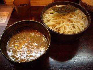つけ麺酒け麺もといし神田本店 つけ麺