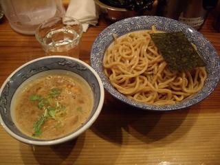 道玄坂マンモス 濃厚つけ麺