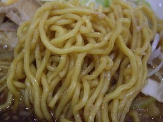 らーめん銀座元楽 醤油味元ラーメン(麺)