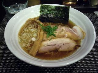 麺 Dining ひろまる 和風旨ソバ(アッサリ醤油)150g