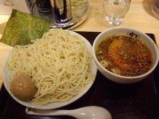 初代麺や宇三郎 辛味つけ麺