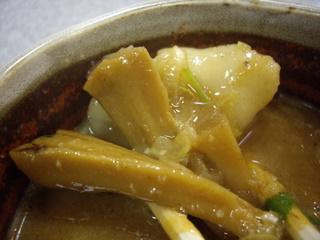 つけ麺山橙MIKAN つけ麺[大盛](メンマワンタン餃子)