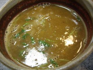 つけ麺山橙MIKAN つけ麺[大盛](つけ汁)