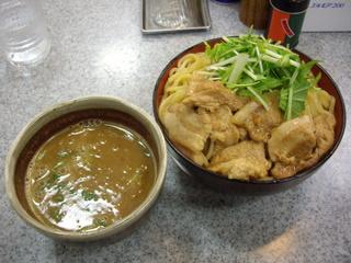 つけ麺山橙MIKAN つけ麺[大盛]