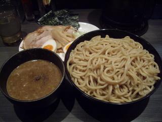 麺や高樹 特製濃厚つけ麺