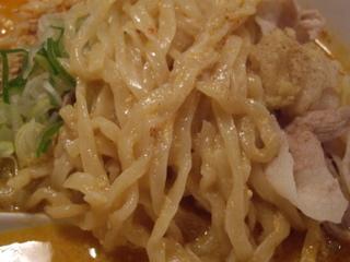 仁 濃厚担々麺[①辛](麺)