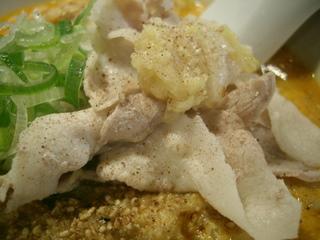 仁 濃厚担々麺[①辛] (豚)