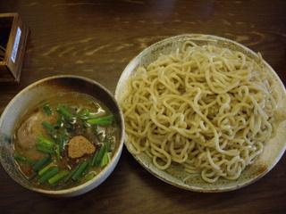 鶏そばや竜神洞 つけ麺[大]