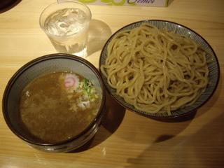 五反田 海月 濃厚つけ麺
