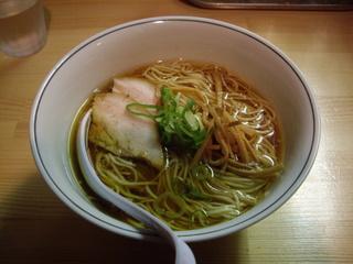 麺屋彩香 醤油
