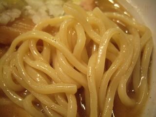 らぁめん葉月 不動前店 らぁめん(麺)