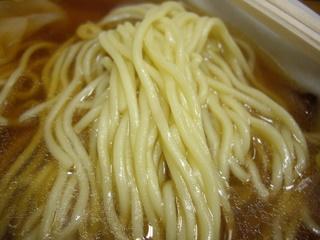 王子かいらく わんたんめん(麺)