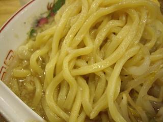 サブ郎ラーメン ラーメンふと麺+角煮大盛(麺)