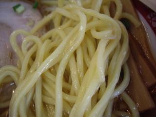 ラーメン専門くぼ田 ラーメン(麺)
