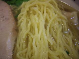 ラーメン浦咲 焼あごらーめん(麺)