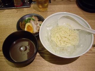 TOKYO豚骨BASE MADE by 一風堂 冷やしラーソーメン