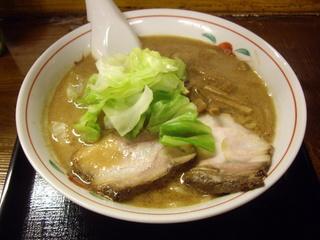 らーめん専門麺玉 濃厚胡麻らー麺