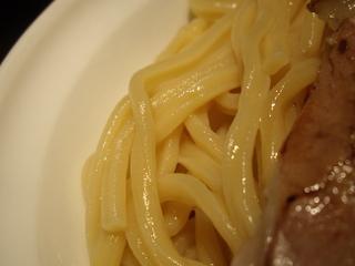 麺屋武蔵武骨相傳 相傳つけ麺(麺)