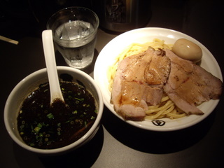 麺屋武蔵武骨相傳 相傳つけ麺