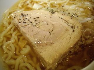 麺屋中川會 中華そば(チャーシュー)