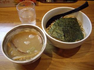 つけ麺野狐禅 和風つけ麺