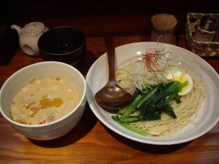 担々麺やまべ堂 つけ麺(白)