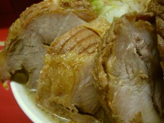 ラーメン二郎 大宮店 豚Wラーメン(豚)