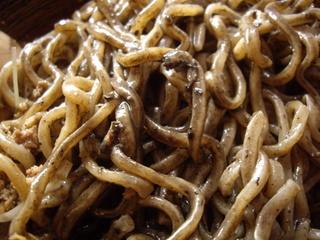 和風ラーメン凪 黒ごま担々麺(冷)(麺)
