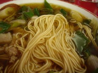 珍達そば 珍達そば(麺)