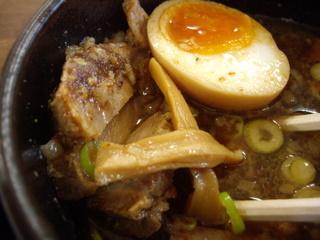 うさぎや つけ麺(具)