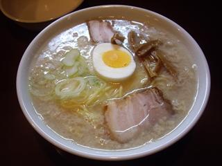 白湯拉麺こうや ラーメン(こってり系)塩