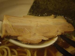 煮干中華蕎麦 ニボバンク にぼ醤油そば(チャーシュー)