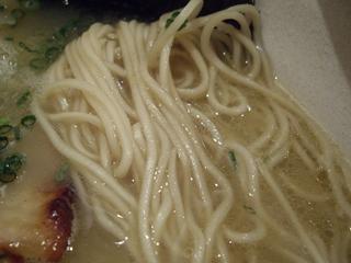 ラーメンTHANK ノーマルラーメン[とろり](麺)