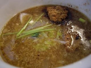 TSUKEMEN MIWA 69'n つけ麺(つけ汁)
