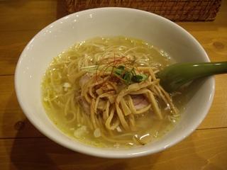 麺屋Hulu-lu 塩SOBA