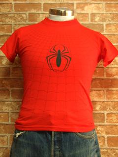 スパイダーマンTシャツ
