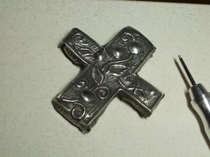 十字架生徒さん作品