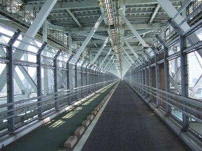 因島大橋中