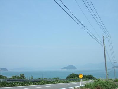 大三島風景