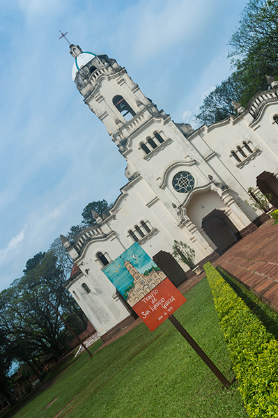SAN IGNACIO教会3