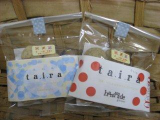 tairaクッキー写真